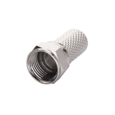 Econ F-connector 6,8mm TWIST E-009